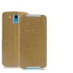 Pudini Book pouzdro pro HTC Desire 626 / zlaté (8592118834711)