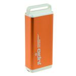 JUPIO externí baterie s kapacitou 6000mAh / Powerbank / s vyhříváním / oranžová (E61PJPJPV0025)