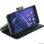 Krusell BORAS flipové polohovací pouzdro pro Sony Xperia Z5 / černá (60310)
