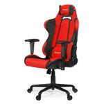 AROZZI TORRETTA herní židle / 120-128cm / kovová konstrukce / černo-červený (TORRETTA-RD)