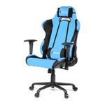 AROZZI TORRETTA XL herní židle / 120-128cm / kovová konstrukce / černo-modrý (TORRETTA-XLF-AZ)