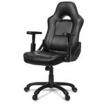 AROZZI MUGELLO herní židle / 115-125cm / PU kůže / černý (MUGELLO-BK)