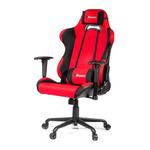 AROZZI TORRETTA XL herní židle / 120-128cm / kovová konstrukce / černo-červený (TORRETTA-XLF-RD)