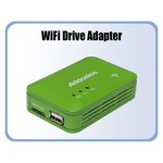 Addonics Wifi Drive Adaptér s napájecím adaptérem (WDAUSM-P)