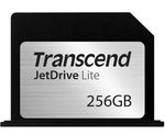 Transcend Flash Expansion Card JetDrive Lite 360 / 256GB / pro 15 MacBook Pro Retina (TS256GJDL360)