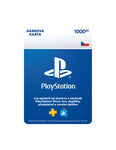 SONY PlayStation Live Cards CZK1000 (PS719894032)