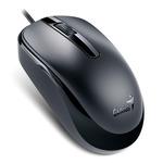 Genius DX-120 / Myš / drátová / optický senzor / 1200 dpi / USB / černá (MOUG15805)