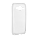 FIXED TPU gelové pouzdro pro Samsung Galaxy Core Prime (G360) / bezbarvý (FIXTC-036-TR)