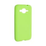 FIXED TPU gelové pouzdro pro Samsung Galaxy Core Prime (G360) / zelený (FIXTC-036-GR)