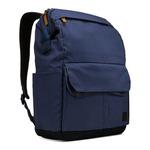 Case Logic LoDo batoh na notebook 14 / bavlna / objem 21 l / modrý (CL-LODP114DBL)