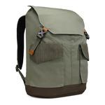 Case Logic LoDo batoh na notebook 15.6 / bavlna / objem 23 l / zelený (CL-LODP115PTG)