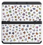 New 3DS Cover Plate 31 / kryt pro nové Nintendo 3DS / Pokemon 20th Anniversary (NI3P11031)