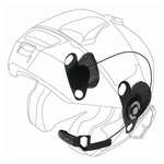 Interphone Audio kit pro helmy SHOEI (MICINTERPHOSHO)