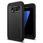 Spigen Tough Armor Black / pevné kryt pro Samsung Galaxy S7 / černá (555CS20020)
