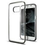 Spigen Neo Hybrid Crystal Gunmetal / tenký kryt pro Samsung Galaxy S7 Edge / šedá (556CS20047) - Pouzdro Spigen Neo Hybrid Crystal Galaxy S7 edge šedé