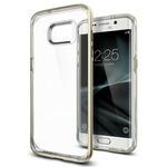Spigen Neo Hybrid Crystal Gold / tenký kryt pro Samsung Galaxy S7 Edge / zlatá (556CS20048)