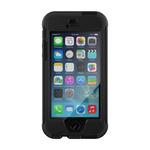 Tech21 Patriot 360° ochranný kryt pro Apple iPhone 5 a 5S / odnímatelný klip na opasek / černý (T21-3915)