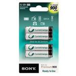 SONY NiMH nabíjecí baterie AAA / 900 mAh / 4 ks (NH-AAAB4GN)