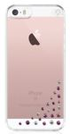 Bling My Thing Diffusion Pink Mix zadní kryt pro Apple iPhone 5, 5S, SE / MADE WITH SWAROVSKI® ELEMENTS (SE-DF-CL-PM)