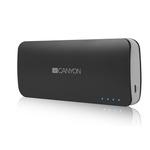 CANYON CNE-CPB100DG / Powerbanka / 10.000 mAh / USB / Tmavě šedá (CNE-CPB100DG)