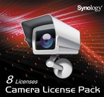 Synology Camera Licence Pack x 8 (CAMERA LICENSE PACK (X 8))