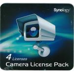 Synology Camera Licence Pack x 4 (CAMERA LICENSE PACK (X 4))