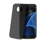 CELLY Frost Ultra TPU tenký zadní kryt pro Samsung Galaxy S7 Edge / 0.29 mm / černý (FROSTS7EBK)