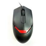 E-Blue Puntero / Optická myš / 800DPI / 3 tlačítka / 1 kolečko / drátová (USB) / černá (EMS146BK)