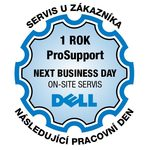 ProSupport DELL prodloužení záruky o 1 rok pro notebooky Vostro / ze 3 na 4 roky / on-site Next Business Day (Spec1.NOTD2590)