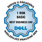BASIC DELL prodloužení záruky o 1 rok pro notebooky Vostro / typ záruky BASIC (NOTD2540)
