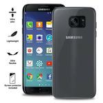 Puro zadní kryt pro Samsung Galaxy S7 edge ULTRA-SLIM 0.3 s fólií na displej / transparentní (SGS7EDGE03TR)