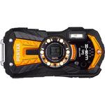 Pentax Optio WG-2 GPS / 16Mpix / 5x zoom / CMOS / oranžový (15442)