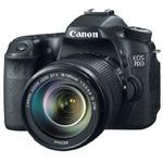 Canon EOS 70D + 18-135 mm IS STM / 20,2 Mpix / CMOS / 3 dotykové LCD (8469B043)