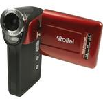Rollei digitální kamera Movieline P30 / 5MPix / HD / 2,4 LCD / microSD až 8GB / červená (40113)