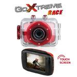 EasyPix GoXtreme HD 720P / Odolná kamera / 1.3Mpix CMOS / 2.0 LCD / USB / MicroSD / červená (20101)