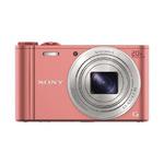 SONY DSC-WX350 / 18,2 MPix / 20x zoom / CMOS / FullHD video / 3 LCD / WiFi / růžová (DSCWX350P.CE3)