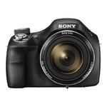 SONY DSC-H400 Cyber-Shot/ 20,1 MPix / 63x zoom / 3 LCD / stabilizátor / černá (DSCH400B.CE3)