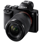 Sony Alpha 7 s objektivem / 24,3 Mpix / CMOS / FullHD video / 3 LCD / WiFi / objektiv 28-70mm / černá (ILCE7KB.CE)