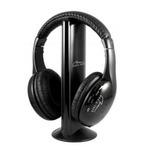 Media-Tech SIRIUS bezdrátová sluchátka 5v1, vestavěné rádio FM (MT3525)
