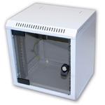 Triton 10 rozvaděč jednodílný 6U/260mm / celoskleněné dveře (RBA-06-AS3-CAX-C1)