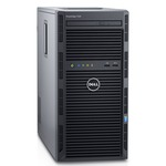 DELL PowerEdge T130 / Xeon E3-1220 v5 / 8GB / 2x 1TB SATA / DVDRW / H330 / 2x GLAN / 3YNBD (T130-5805)