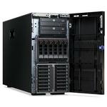 Lenovo x3500 M5 TWR černá / Intel Xeon E5-2609v3 1.9GHz / 8GB / 6x 3.5 SATA-SAS / DVD / 550W (5464E2G)