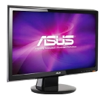 "22"" ASUS VH228D / LED / 1920 x 1080 / TN / 16:9 / 5ms / 50mil:1 / 250cd-m2 / VGA / �ern�"