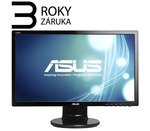 "22"" ASUS VE228TR / LED / 1920 x 1080 / TN / 16:9 / 5ms / 80mil:1 / 250cd-m2 / DVI / VGA / Repro / VESA / �ern�"