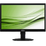 "22"" PHILIPS 220B4LPCB / LED / 1680 x 1050 / TN / 16:10 / 5ms / 250cd-m2 / 20mil:1 / VGA / DVI / Repro / �ern�"