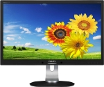 23 PHILIPS 231P4QPYEB / LED / 1920 x 1080 / IPS / 16:9 / 7ms / 20mil:1 / 250cd-m2 / DVI / DP / Repro / Pivot / Černý (231P4QPYEB/00)