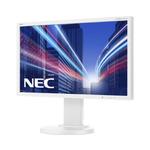 22 NEC E224Wi / LED / 1920 x 1080 / 16:9 / 6ms / 1000:1 / 250cd-m2 / DVI -D / PIVOT / VESA / stříbrný (60003583)