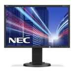 22 NEC E223 / LED / 1680x1050 / 16:10 / 5ms / 1000:1 / 250cd-m2 / DVI -D / PIVOT / VESA / černý (60003334)