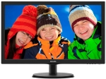 22 PHILIPS 223V5LSB2 / LCD / 1920 x 1080 / TN / 16:9 / 5ms / 250cd-m2 / 1000:1 / VGA / Černý (223V5LSB2/10)