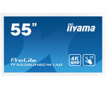 55 IIYAMA ProLite TF5538UHSC-W1 / 3840x2160 / IPS / 16:9 / 8ms / 1100:1 / 420cd-m2 / HDMI+DVI+VGA+DP (TF5538UHSC-W1AG)